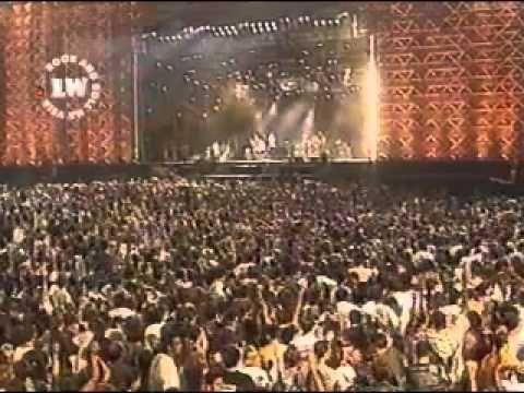Skank - Hollywood Rock - Sambodromo RJ (1994) Indignação / O Homem Que Sabia Demais