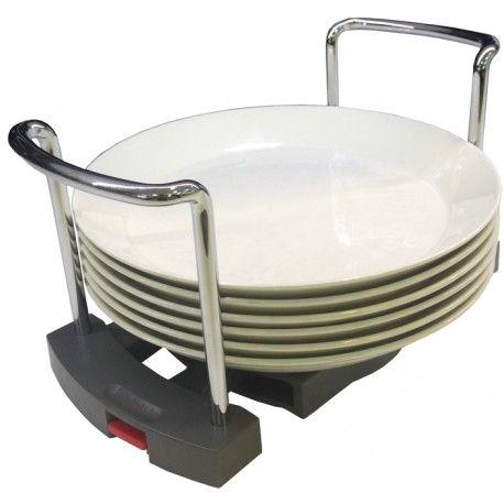 Lautasteline  -Telineen avulla saat pidettyä lautaset järjestyksessä ja nostettua helposti esille esimerkiksi laatikoista. -Lautastelineessä olevat kahvat helpottavat nostelua ja pohjassa olevat kumityynyt pitävät telineen paikoillaan.