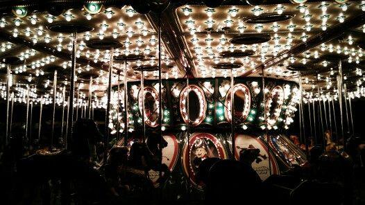 Carousel | Dunia Fantasi | Jakarta | Indonesia