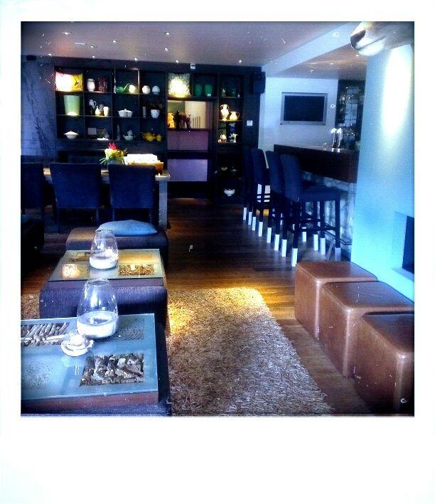 Timbers lounge...