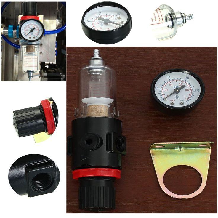 Air Compressor Regulator with Pressure Gauge AFR2000