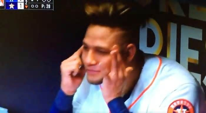VIDEO: Yuli Gurriel booed by fans at Dodger Stadium in first road game since racist gesture Though Major League Baseball let Yuli Gurriel off easy in this World Series, Dodgers fans aren't. In his first road game since making a racist gesture toward Dodgers pitcher Yu Darvish by using his hands to slant his eyes, Gurriel was booed loudly during ...