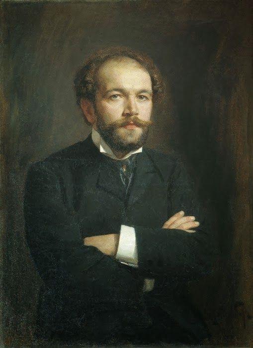 Catherine La Rose: ✿ Victor Karlovich SHTEMBERG (1863-1917) ✿