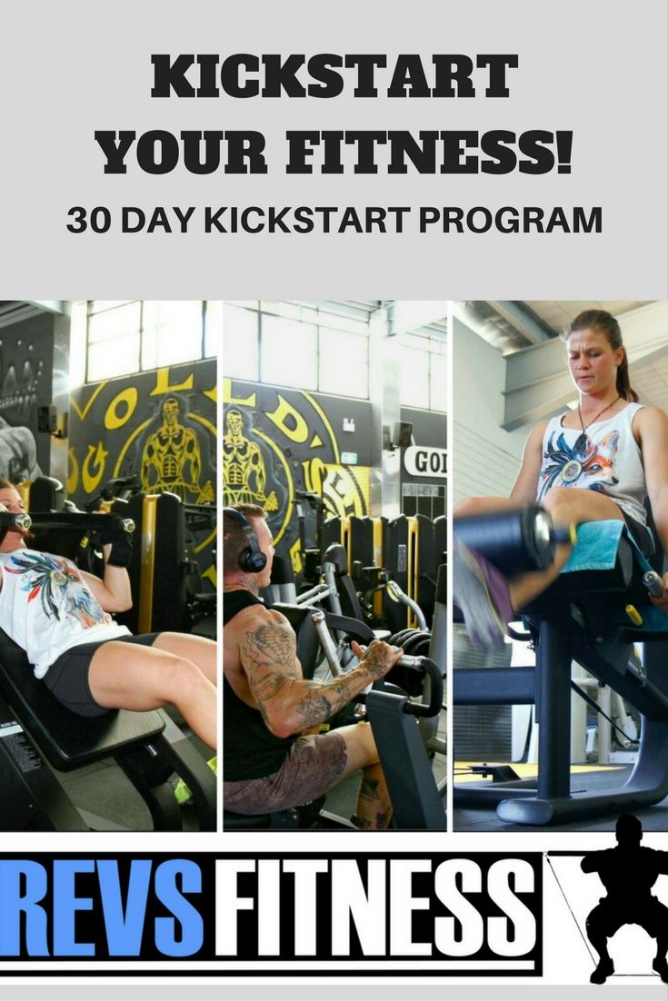 The 30 Day Kickstart Program is for people who haven't exercised in a while and want to build their fitness levels back up. You'll work with me and my FitFam to create some healthy eating habits and sustainable lifestyle changes to create the best version of YOU! Link: https://business.facebook.com/Revsfitness/
