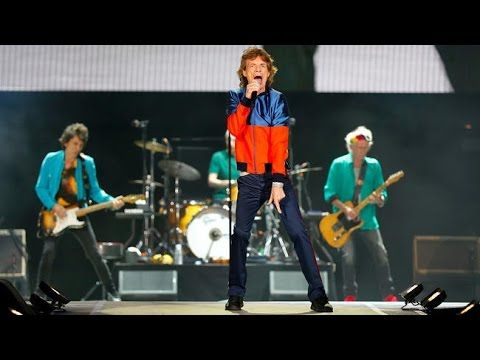 The Rolling Stones Live Concert at Empire Polo Grounds, Indio, CA, USA Tour: North America Mini Tour 2016 Start Me Up You Got Me Rocking Ride 'Em on Down(Jim...