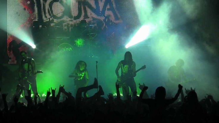LOUNA - Бойцовский клуб (live in P!PL, Moscow, 03.03.12)