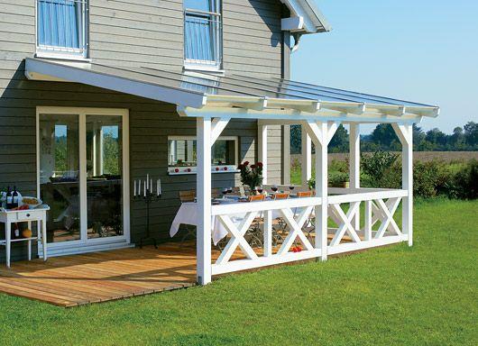 terrassen berdachungen g nstig online kaufen und liefern lassen terrasse in 2019. Black Bedroom Furniture Sets. Home Design Ideas