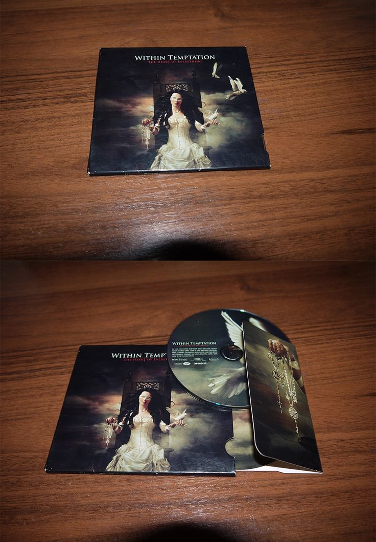 Within Temptation - The Heart of Everything (slider box) 2007