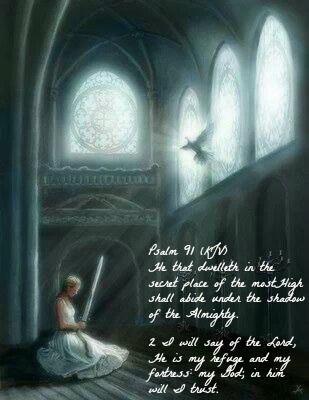 Psalm 91 (KJV)
