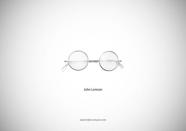 Federico Mauro's Famous Eyeglasses