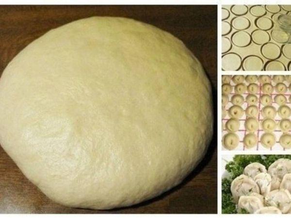Идеальное тесто для пельменей и вареников — vkusno.co