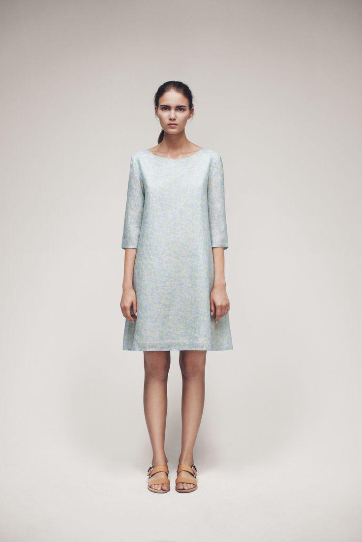 Finch Dress | Samuji SS15 Seasonal Collection