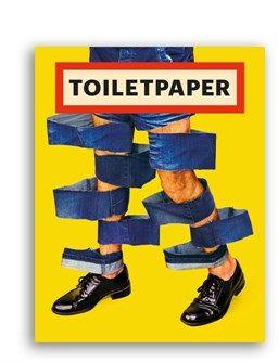'Toiletpaper' Magazine 14 by Maurizio Cattelan and Pierpaolo Ferrari - ISBN 9788862085366