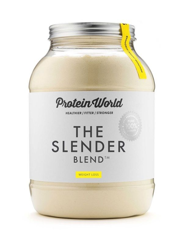Protein World Slender Blend Review! How it worked for me!