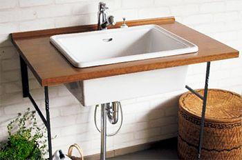 洗面ボール・洗面器・排水金具|世界の洗面ボウル・排水金具・ワールド・コレクション
