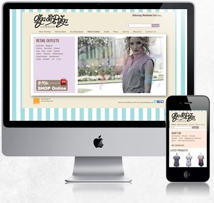 Olga de Polga #WebDesign #ResponsiveDesign #ResponsiveWebsites #MobileWebsites