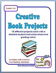 56 best Home school-book report ideas images on Pinterest ...