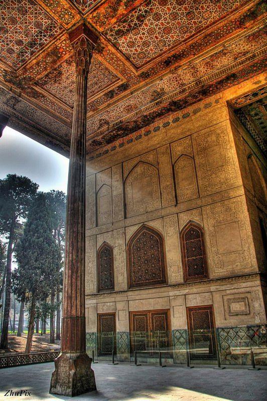 Chehel Sotun Palace - Isfahan, Iran