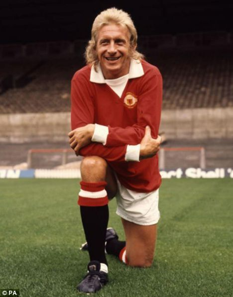2 - Denis Law - 237 Goals/Games 404.