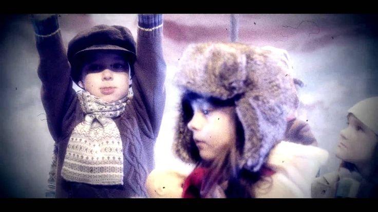 LUCIE VONDRÁČKOVÁ a PETR KOLÁŘ - Vánoce bílý (oficiální videoklip)