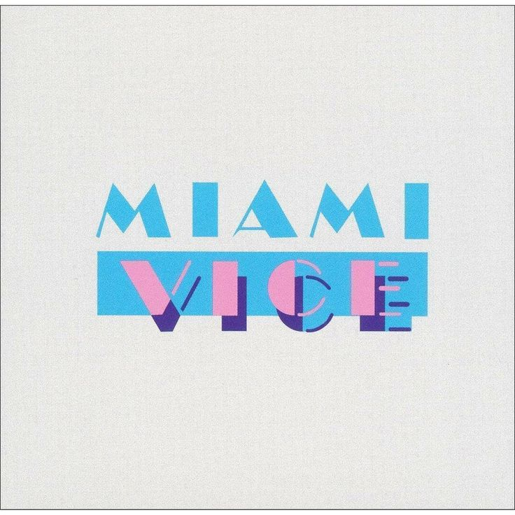 Original TV Soundtrack - Miami Vice (Original TV Soundtrack)