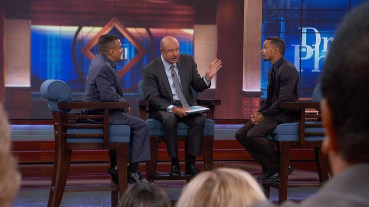 Dr. Phil To Guests In Long Running Cyber Feud: 'You Don't Have To Be Fri...