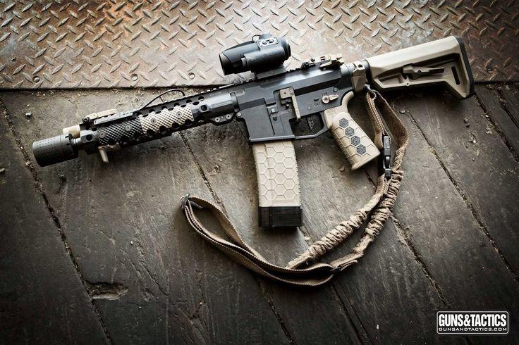 Centurion Arms - Ferfrans Modular Muzzle Device - Hexmag - Lantac USA -  Sightmark - Springer Precision - Tactical Link Photographer: @TracerXphoto