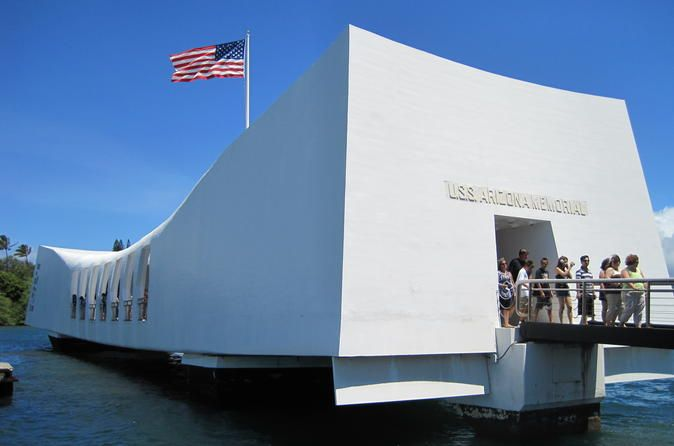 Remembering Pearl Harbor and Mighty Mo Private Tour  						For your private tour, we begin our excursion with a ride through the Pacific National Cemetery-Punchbowl, and historical Downtown Honolulu. We then continue to pay our respects to the fallen at the USS Arizona Memorial at Pearl Harbor. We guide you the entire way. 		 								It is no surprise that Pearl Harbor is the number one tourist destination on Oahu.  Come find out what this special place means to you.&nbs...