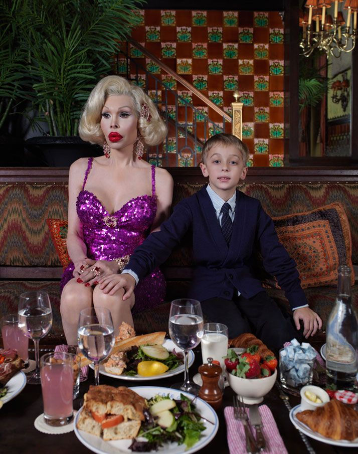 'There Must Be More To Life' by Elias Wessel, Starring Amanda Lepore | Yatzer