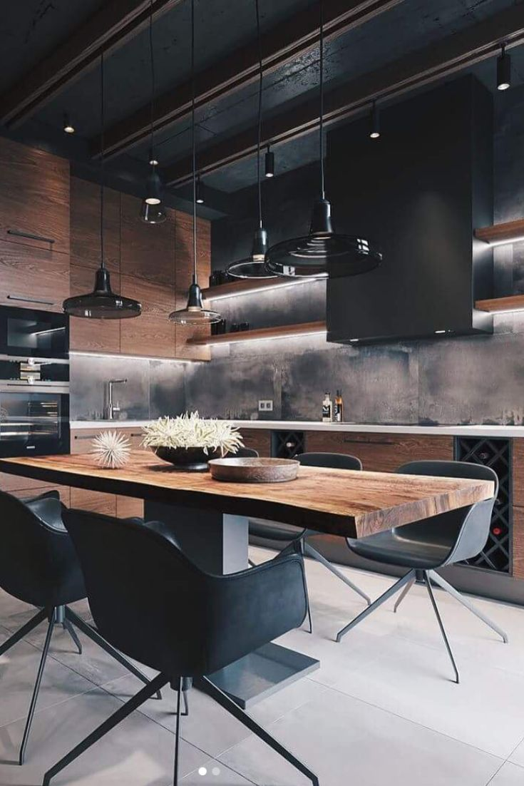 17 Staggering Scandinavian Kitchen Designs For… …