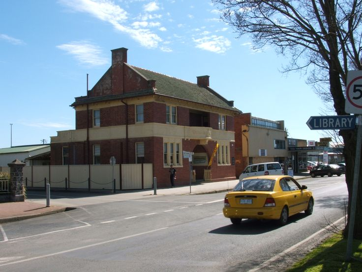 Union Bank of Australia, Yarram, Victoria