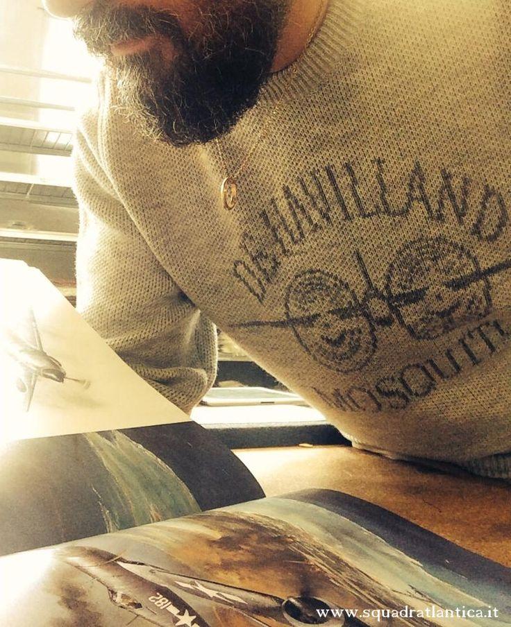 #knitwear #shawl #sweater #Mosquito #Mossie #MadeinItaly