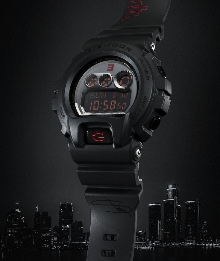 Casio G-Shock GDX6900MNM-1 Eminem Limited Edition Watch
