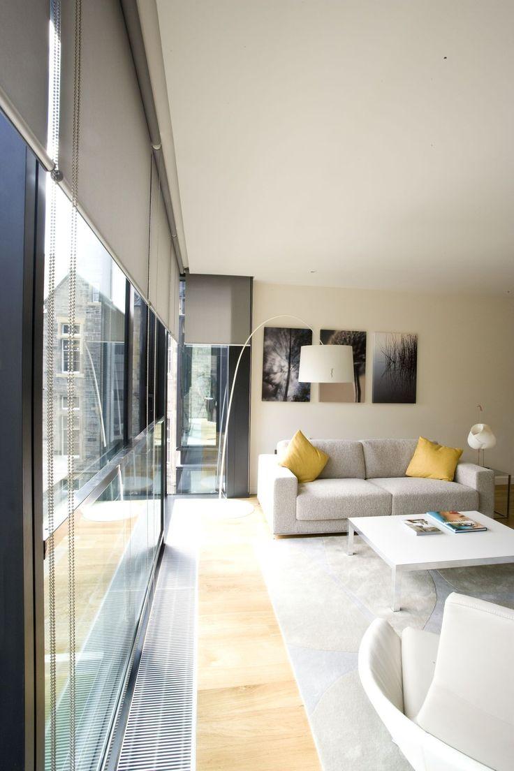 #silentgliss #blinds #project #quartermile #edinburgh #quality #design #interiors #homedecor