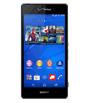 Xperia™ Z3v Verizon is a premium phone from Sony with an innovative camera, the best in PS4 gaming technology, and incredible performance.