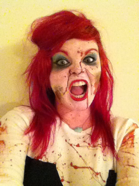 Zombie Little Mermaid Costume 17 Best images about H...