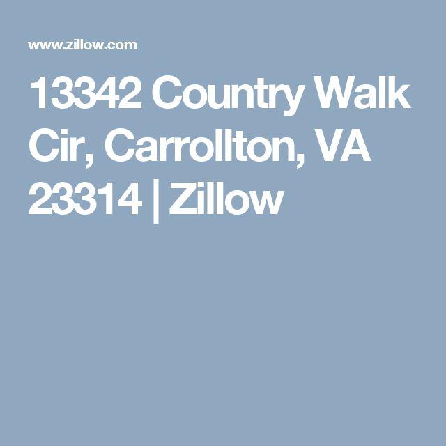 13342 Country Walk Cir, Carrollton, VA 23314 | Zillow