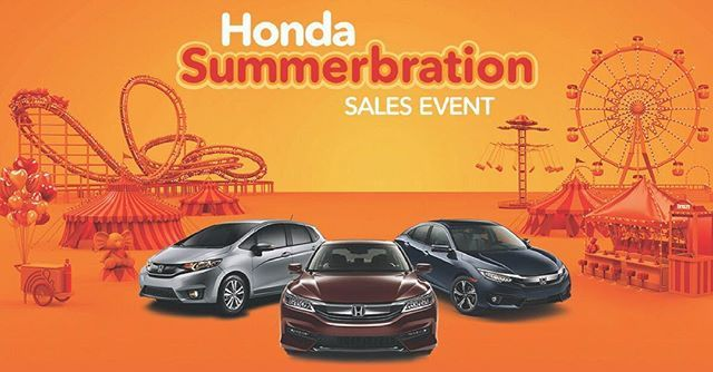 Summer is winding down but there are still some Thrills to be had. Find out about Summerbration Lease Programs and schedule a #testdrive…