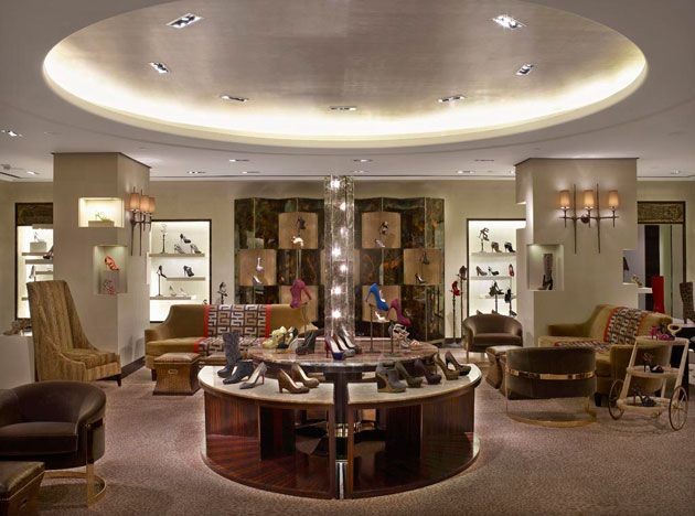 Bergdorf goodman mens shoe salon furniture by furniture masters bergdorf goodman - Bergdorf goodman shoe salon ...
