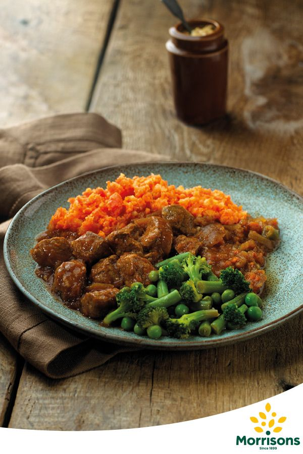 Find slow cooked beef ready meal from our EatSmart range available in selected stores