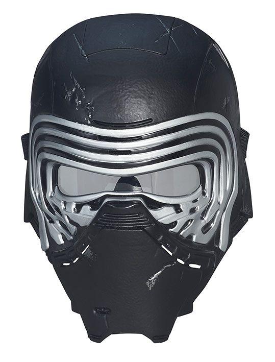 Máscara Kylo Ren. Star Wars Episodio VII, electrónica  Estupenda máscara de Kylo Ren, con un sistema electrónico que modifica tu voz.