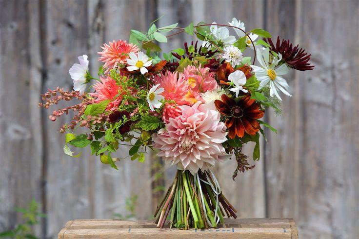 Bridal bouquet July 2016
