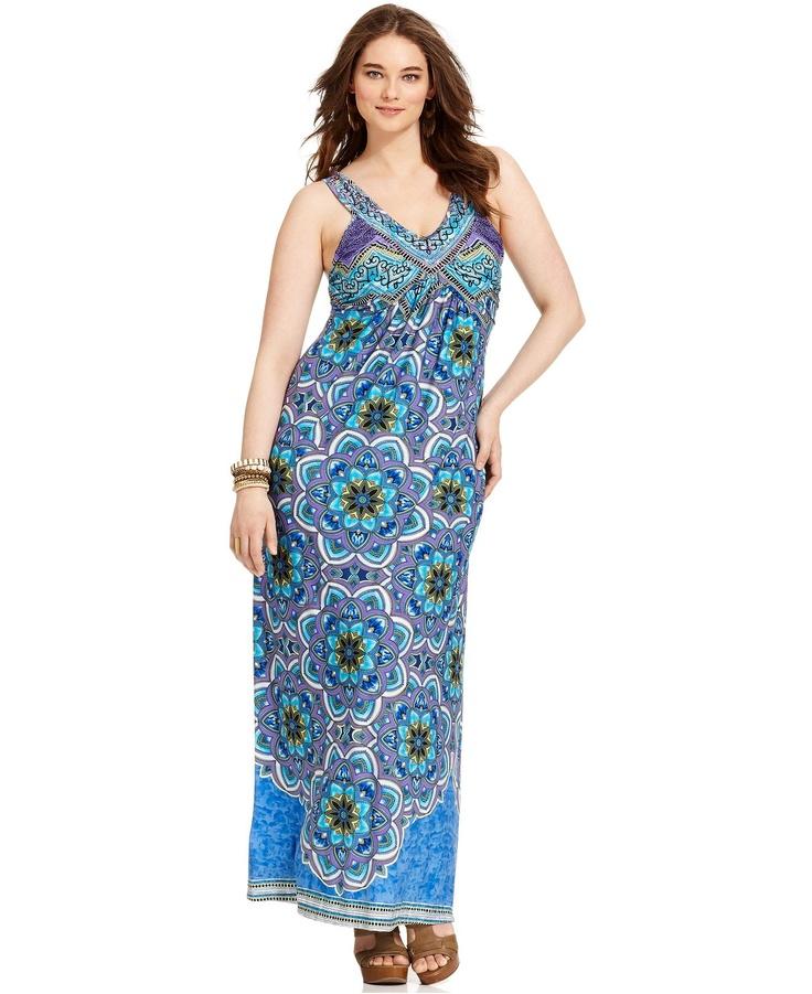 One world summer long dresses on sale