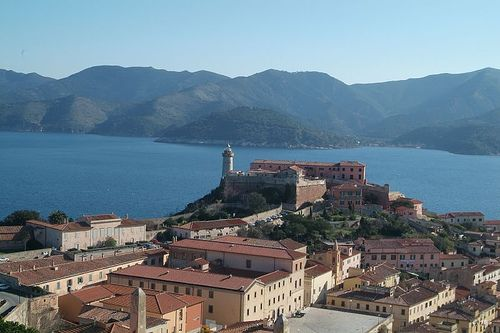 Fortezze medicee di Cosmopoli a Portoferraio  #TuscanyAgriturismoGiratola