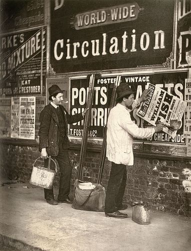 vintage everyday: Street Life in London, 1876-1877.  John Thomson