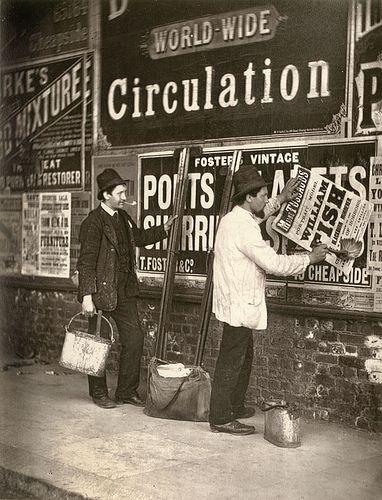vintage everyday: Street Life in London, 1876-1877.  John Thomson