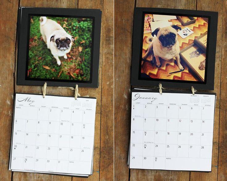 DIY Photo Calendar will create memories throughout the year. Mom, Dad, Grandma or even Grandpa would cherish this DIY Photo Calendar everyday of the year.