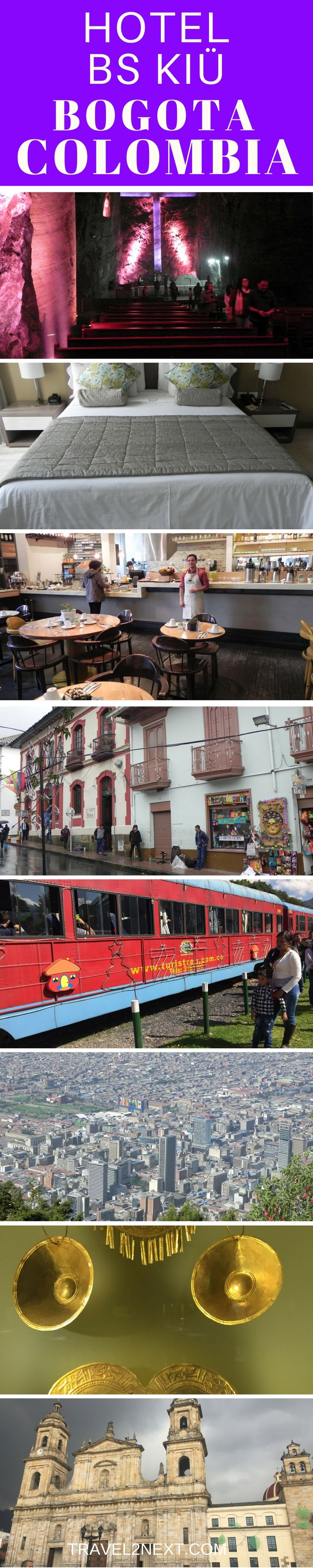Hotel Bs Kiü Bogota in Colombia. Hotel review and other attractions in Colombia.