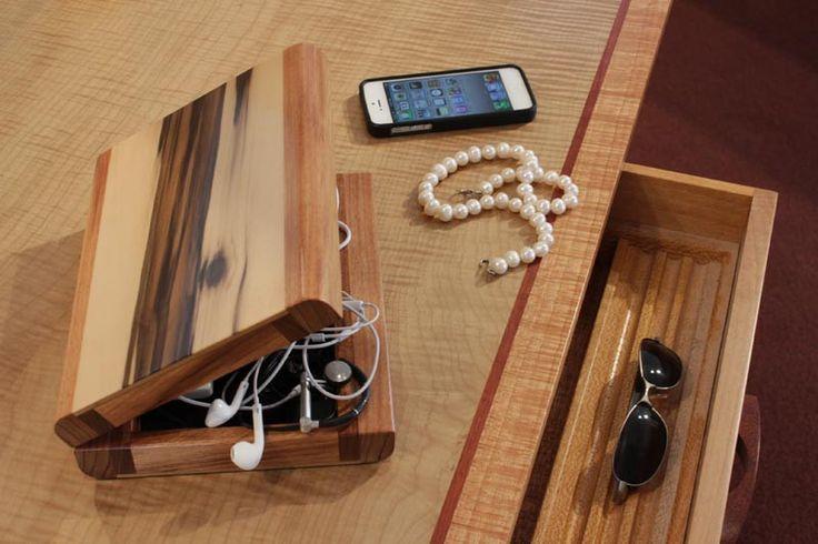 Buy Deloraine Sassafras Collectable Box Online | Australian Woodwork