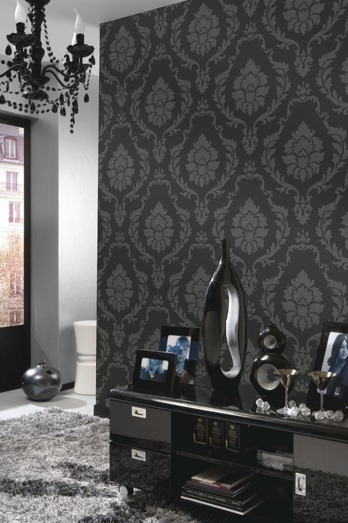 Las 25 mejores ideas sobre papel tapiz en pinterest for Laminas decorativas para salones